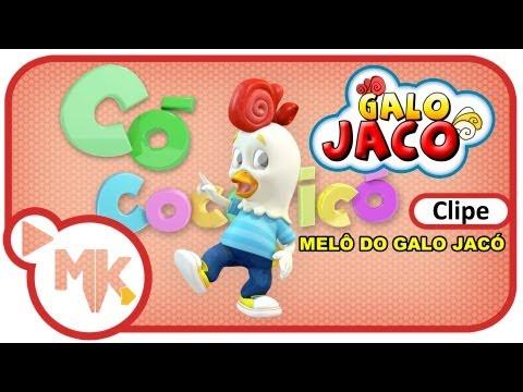 Galo Jacó - Melô do Galo Jacó (Clipe Oficial MK Music em HD)