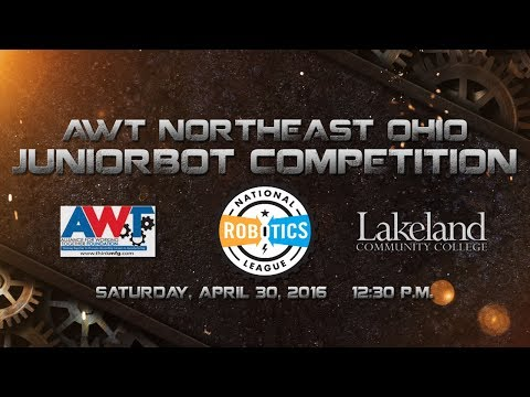 2017 AWT Northeast Ohio Juniorbots Competition
