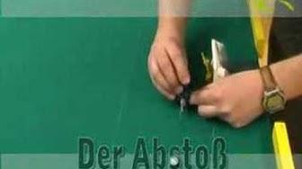 Deutscher Meister erklärt Tipp-Kick