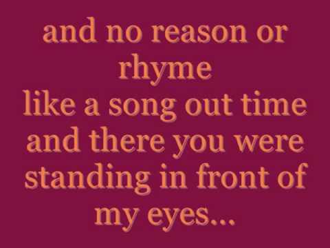 BOYZONE-ALL THAT I NEED LYRICS