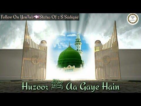 Eid-E-Milaad Special!!💚 Huzoorﷺ Aa Gaye Hai----------🇲🇷🇲🇷🇲🇷🇲🇷