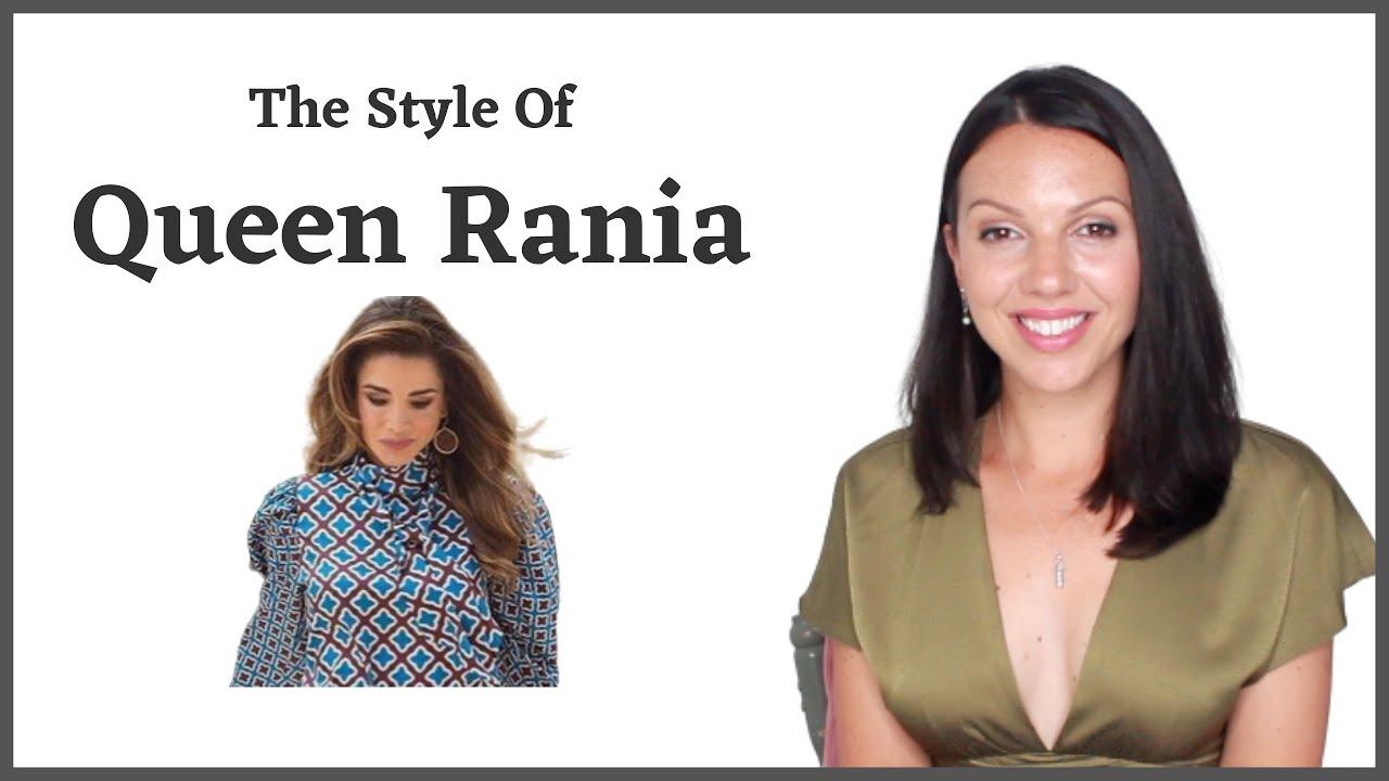 The Style Of: Queen Rania of Jordan