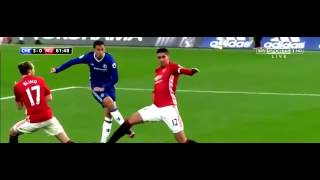 Chelsea Vs Manchester United 4-0 - Highlights - English Commentry - 23/10/16 - Premier League