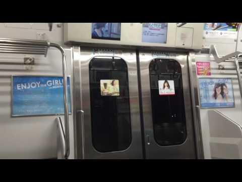 中央総武線 E231系500番台【未更新車】 走行音+車内
