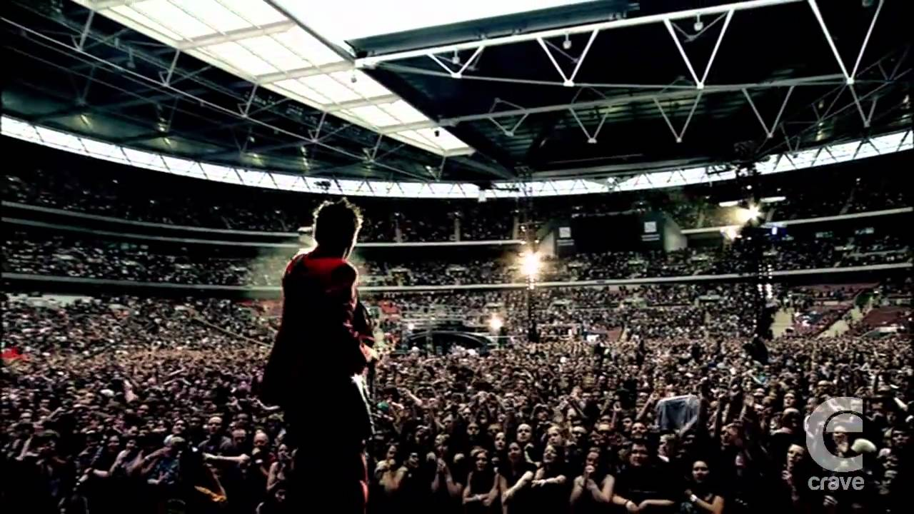 Unintended [HD] - HAARP - Muse live at Wembley 2007 - YouTube