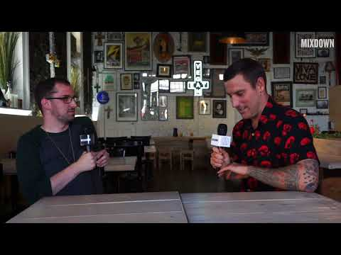 Winston McCall shares the story behind Parkway Drive's new album