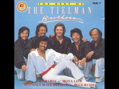 Tielman Brothers - The Best Of Tielman Brothers
