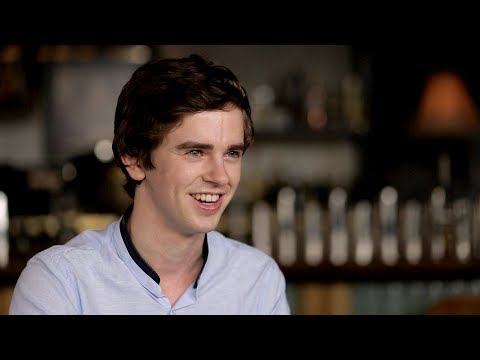 Freddie Highmore Speaking 3 Languages