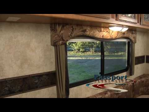 how to level a travel trailer video