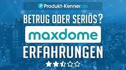 [FAZIT] maxdome Erfahrungen + Review | Besser als die Konkurrenz? maxdome TEST!