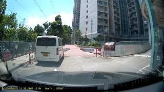 富泰商場停車場 (入口)