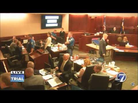 Aurora Trial OUTBURT Sparks CONSPIRACY!