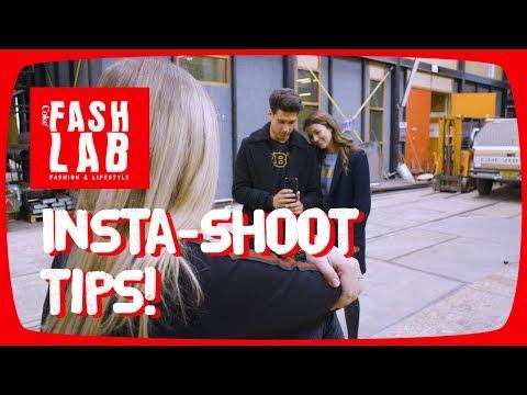 Nina Warink geeft tips voor mooie Instagram pics! – FashLab #10