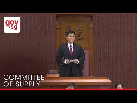 Committee of Supply Debate 2018 Closing Address: Speaker of the House
