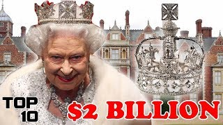 Top 10 Expensive Things Queen Elizabeth Owns