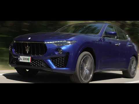 Maserati Levante Hybrid News