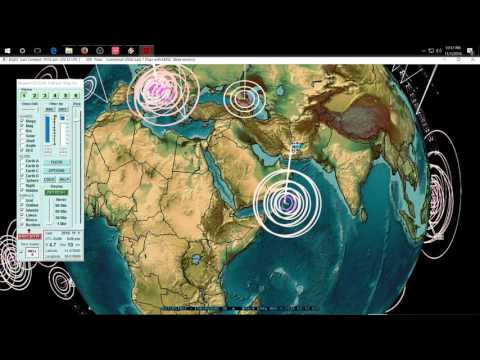 11/01/2016 -- 27.5 inch RISE due to Earthquakes in Italy -- English Channel hit as expected