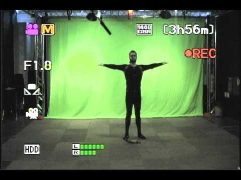 Matt Arnold Motion Capture Death Scene