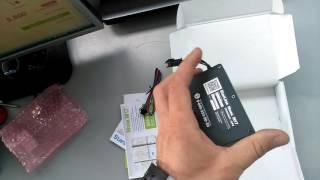 Starline M17 GPS\Глонасс обзор на столе