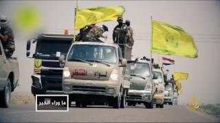 المالكي: الحشد الشعبي سيتوجه إلى سوريا عند الضرورة