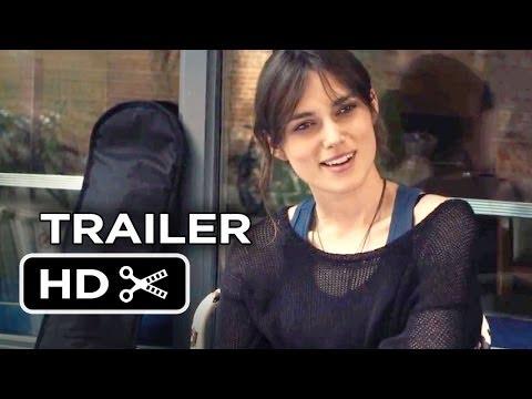 Begin Again Official Trailer #2 (2014) - Keira Knightley, Mark Ruffalo Movie HD
