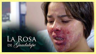 La Rosa de Guadalupe: ¡A Líli le explota un vapeador en la boca! | La sonrisa del corazón