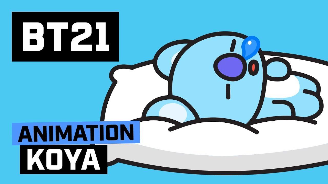 [BT21] Hi~ I am KOYA
