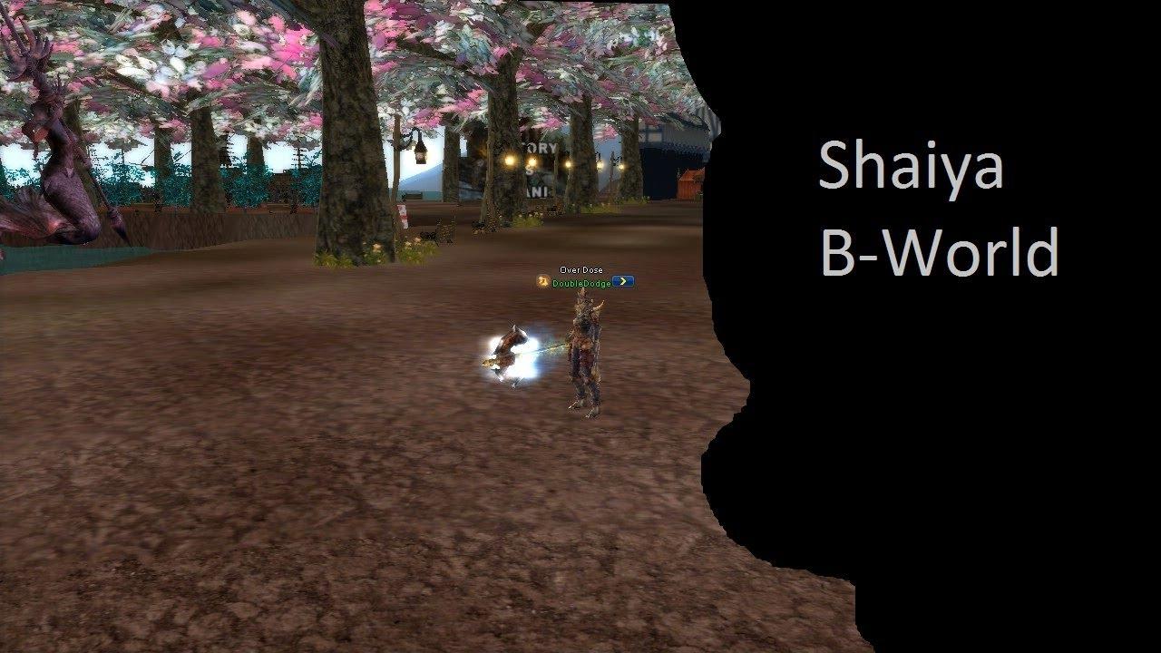 Shaiya B World amazing private pvp server ! [EP 4 5]