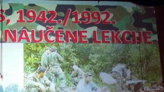 General Željko Glasnović - Kupres sličnosti i naučene lekcije