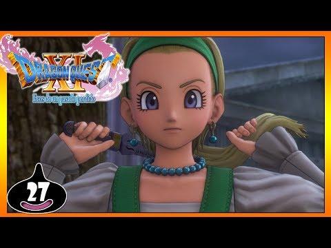 """Dragon Quest XI: Ecos de un pasado perdido ♛  #27 """"El Regalo de Verónica"""""""