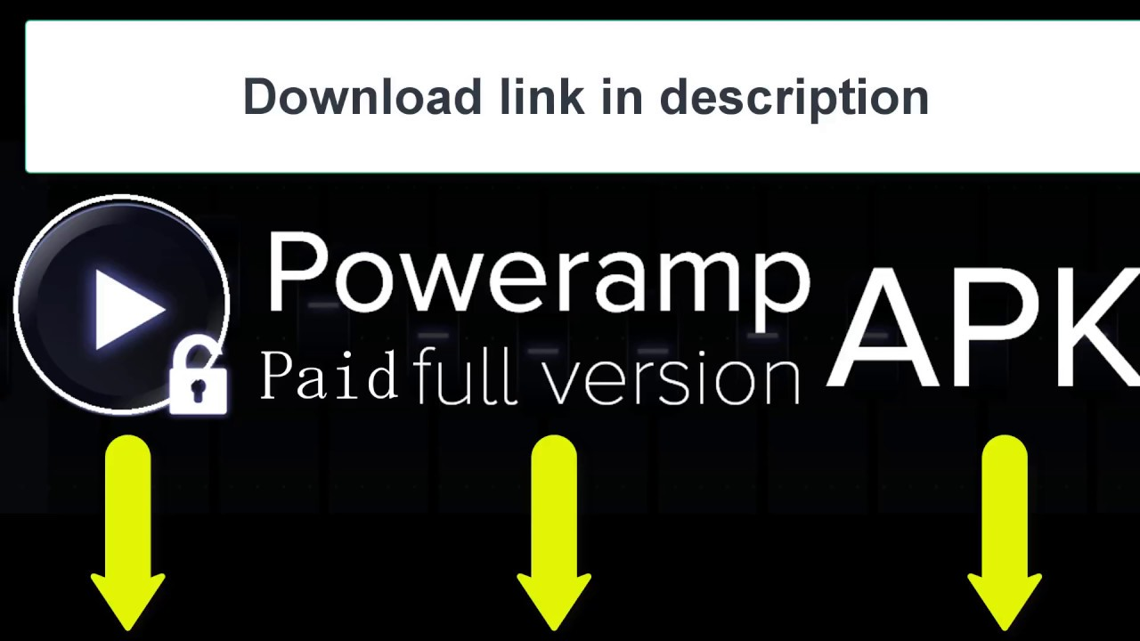 Power amp apk torrent | Poweramp Music Player Full Unlocked  2019-06-03