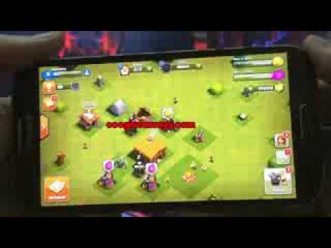 Hack Clash of Clans and get millions free gems.