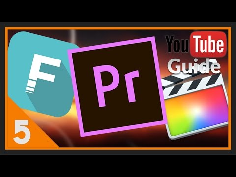 YouTube Guide: Best Video Editing Software (Free/Paid)