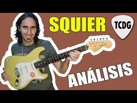 Así suena una Squier Vintage by Fender ¿Guitarra buena y barata (bajo precio)?