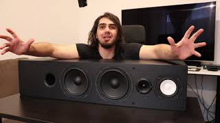 Taga Harmony 806F Speaker Review - The First FloorStander