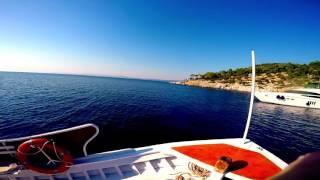 Hotel Porto Carras, Halkidiki, Greece 2015 GoPro Hero 4