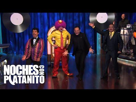 """""""Karaoke Para Sordos"""" con Teo Gonzalez y Carlos Eduardo - Noches con Platanito"""