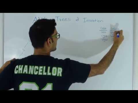 AVL Tree Insertion