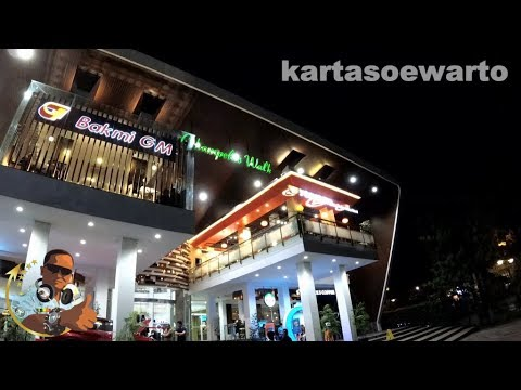 CIWALK | Cihampelas Walk Night - Bandung 2018