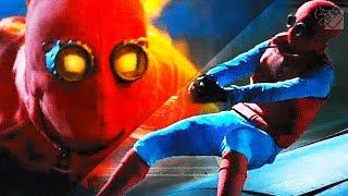 ПАУЧОК БЕЗ КОСТЮМА - Человек-паук: Возвращение домой - 2 ТРЕЙЛЕР