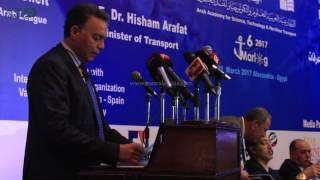مصر العربية | وزير النقل: الأمة في حاجة للبحث والتطوير