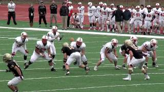 Pacific at Willamette D3 College Football Highlights