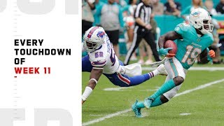Every Touchdown from Week 11 | NFL 2019 Highlights