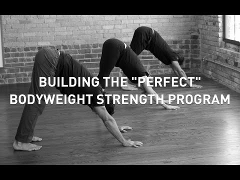 Building the Perfect Bodyweight Strength Program - GMB Show #73