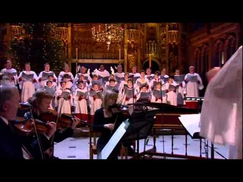 Winchester Cathedral Choir - For Unto Us A Child Is Born