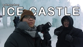Ice Castle Was Too Cold For Me   Life of a Filmmaker   Vlog 005