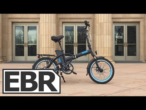 Magnum Classic Video Review – Cheap but Nice Folding Ebike