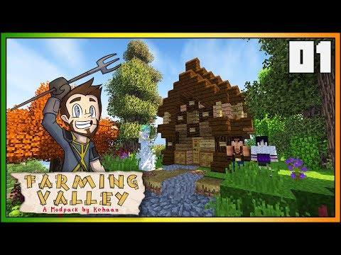 Minecraft ► Farming Valley [Season 2]► WELCOME BACK TO THE FARM!!! ► EP.1 [ 1.10.2 Modded Minecraft]