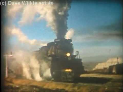 Union Pacific Big Boys - Wyoming - 1950s (c).mp4