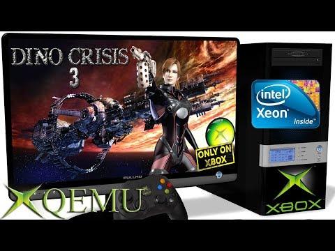 XQEMU 1.0.72 [Xbox Original] - Dino Crisis 3 [Ingame] + New Launcher #1